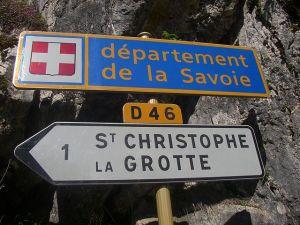 «Entrée Savoie» par Florian Pépellin