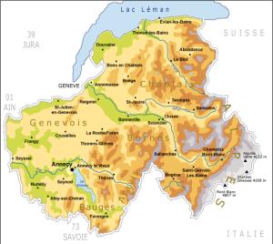 La Haute Savoie