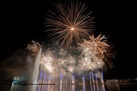 Geneva Fireworks