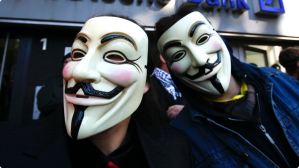 Anonymous hacker group