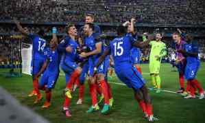 Les Bleus Euro 2016